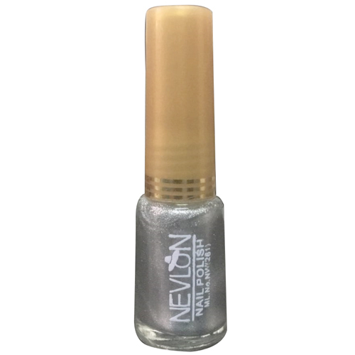 Silver Metallic Nail Polish