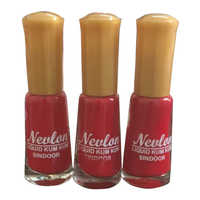 Nevlon Red Nail Polish
