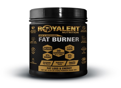 Fat Burner Powder Supplement
