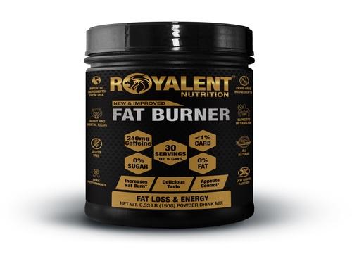 Fat Burner Powder Supplement