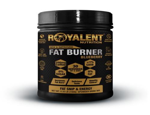 Fat Burner Blueberry Powder