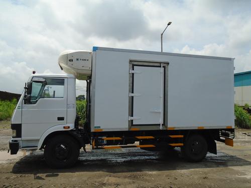 Aluminim Insulated Van