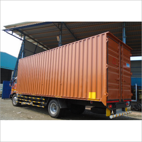 Eicher Container