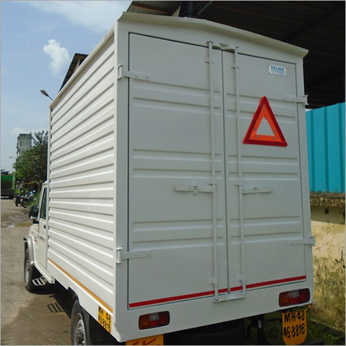 Mahindra Delivery Van