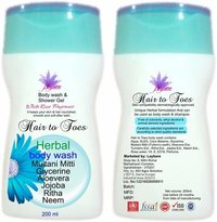 Herbal Aloe Vera Body Wash