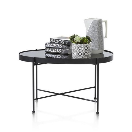 Indus Collection Iron Wooden Coffee Table