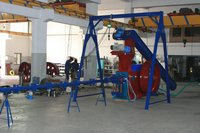 Jay Khodiyar Briquetting Machine