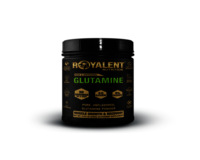Glutamine Powder Jar
