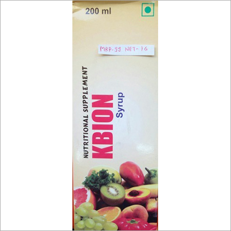 Multivitamin & Multimenerals Syrup 200 Ml