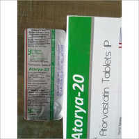 Atorvastatin Tab 20 Mg