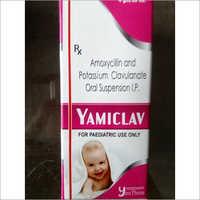 Amoxycilline Potassium Clavulanate Dry DYP