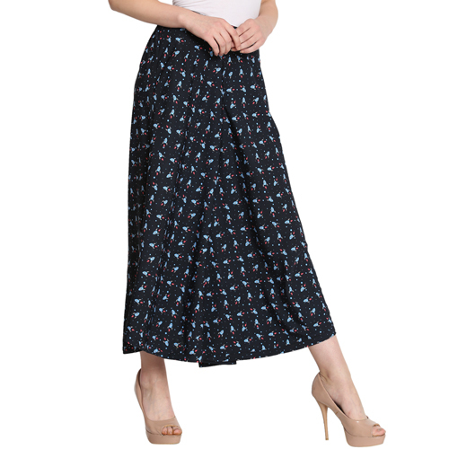 Ladies Dotted Palazzo