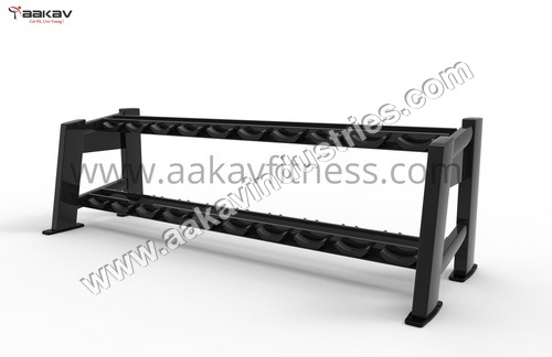 Dumbbell Rack XJS Aakav Fitness