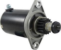 Generator & Starter Motor