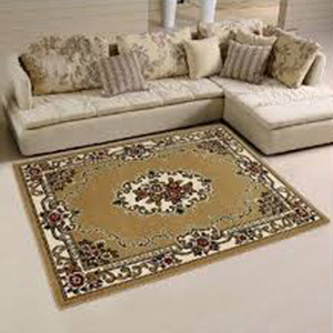 Chenille Printed Carpet