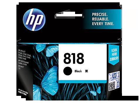 HP CH640ZZ BLACK INK CARTRIDGE