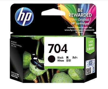HP CZ107AA BLACK INK CARTRIDGE