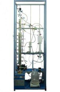 Computer Control Continuous Distillation Unit
