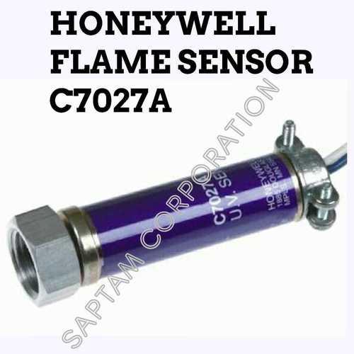 Honeywell flame detector, Honeywell controller
