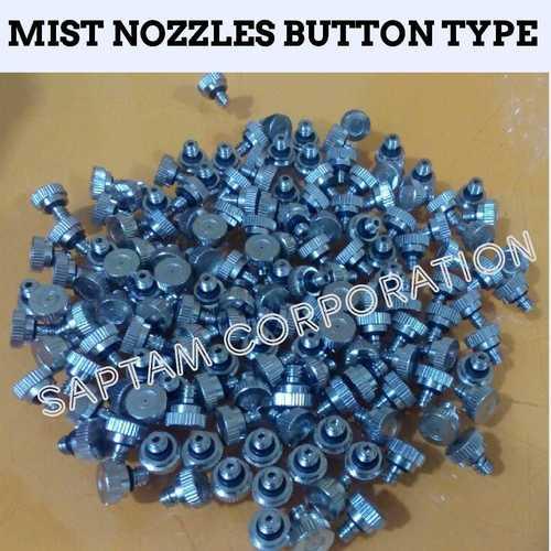 Button Type Mist Nozzle