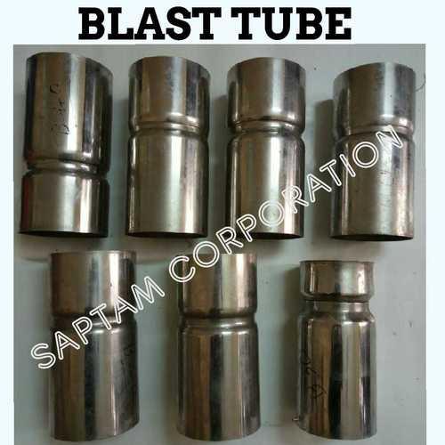 Blast tube