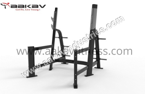 Squat Rack XJS Aakav Fitness