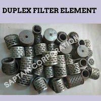 Duplex Filters Element