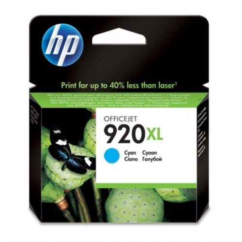 HP CD972AA CYAN  INK CARTRIDGE