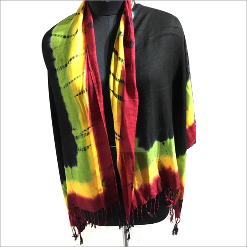 Tie Dyed Stole