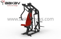 Vertical Chest Press XJS Aakav Fitness