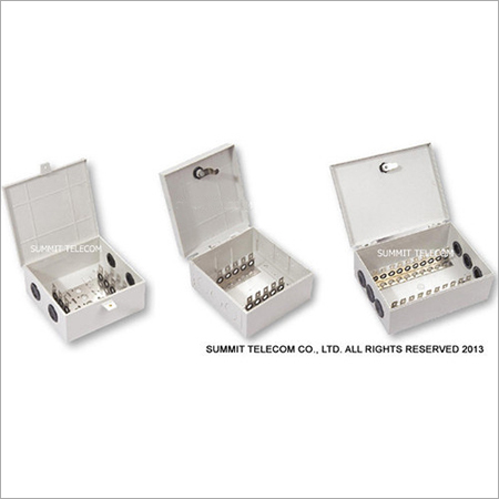 50 Pair Telephone MDF Box
