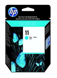HP 11 CYAN NK CARTRIDGE