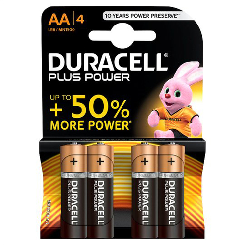 Duracell Battery Pencil Cell