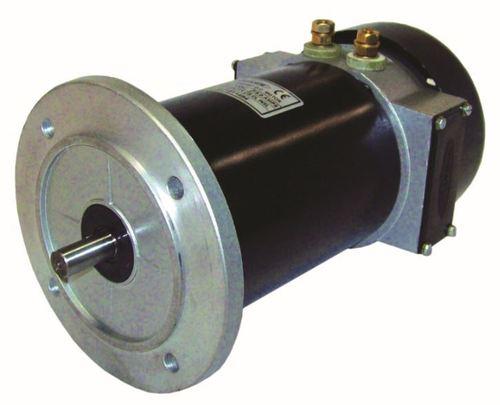 Flange Mount Pmdc Motor