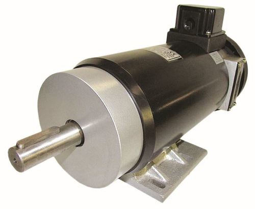PMDC MOTOR/ FOOT MOUNTED