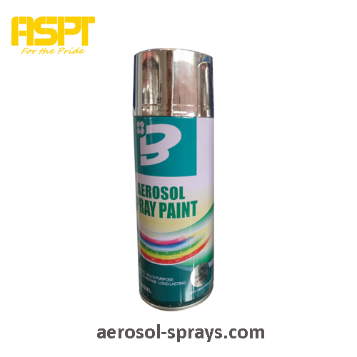 Chrome Spray Paint Manufacturer, Supplier & Exporter