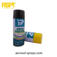 Fluorescent Aerosol Spray Paint