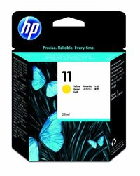 HP C4838 YELLOW  INK CARTRIDGE