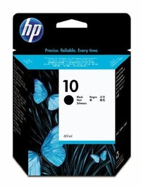 HP C4844A BLACK  INK CARTRIDGE