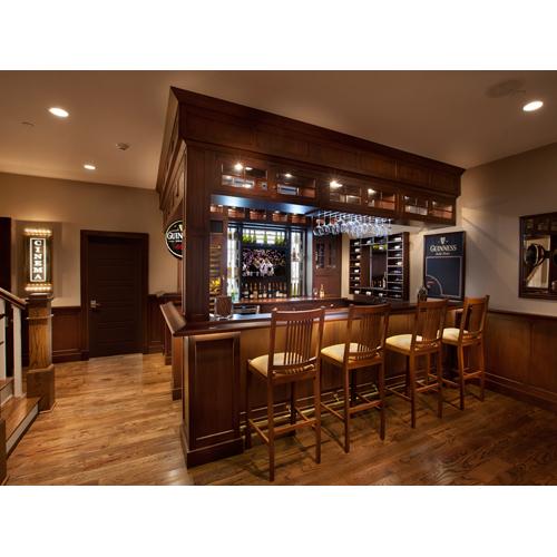 Wooden Designer Bar Cabinet