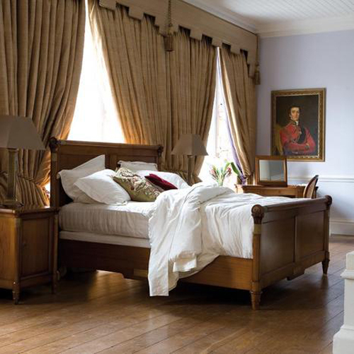 Home Wooden Bed