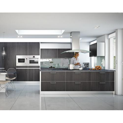 Contemporary Style Modular Kitchen