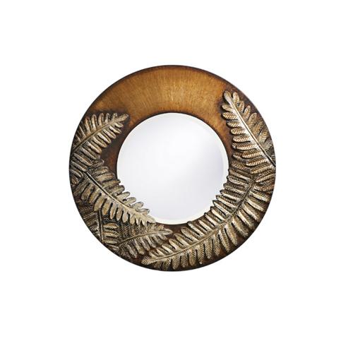 Round Wall Mirror Frame