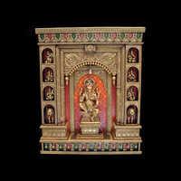 Wooden Small Ganesh Great Jharoka in Mumbai
