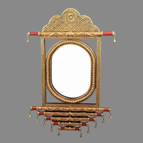 Antique Design Wall Hanging Mirror