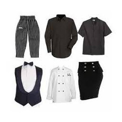 Stylish Long Sleeve Chef Uniforms
