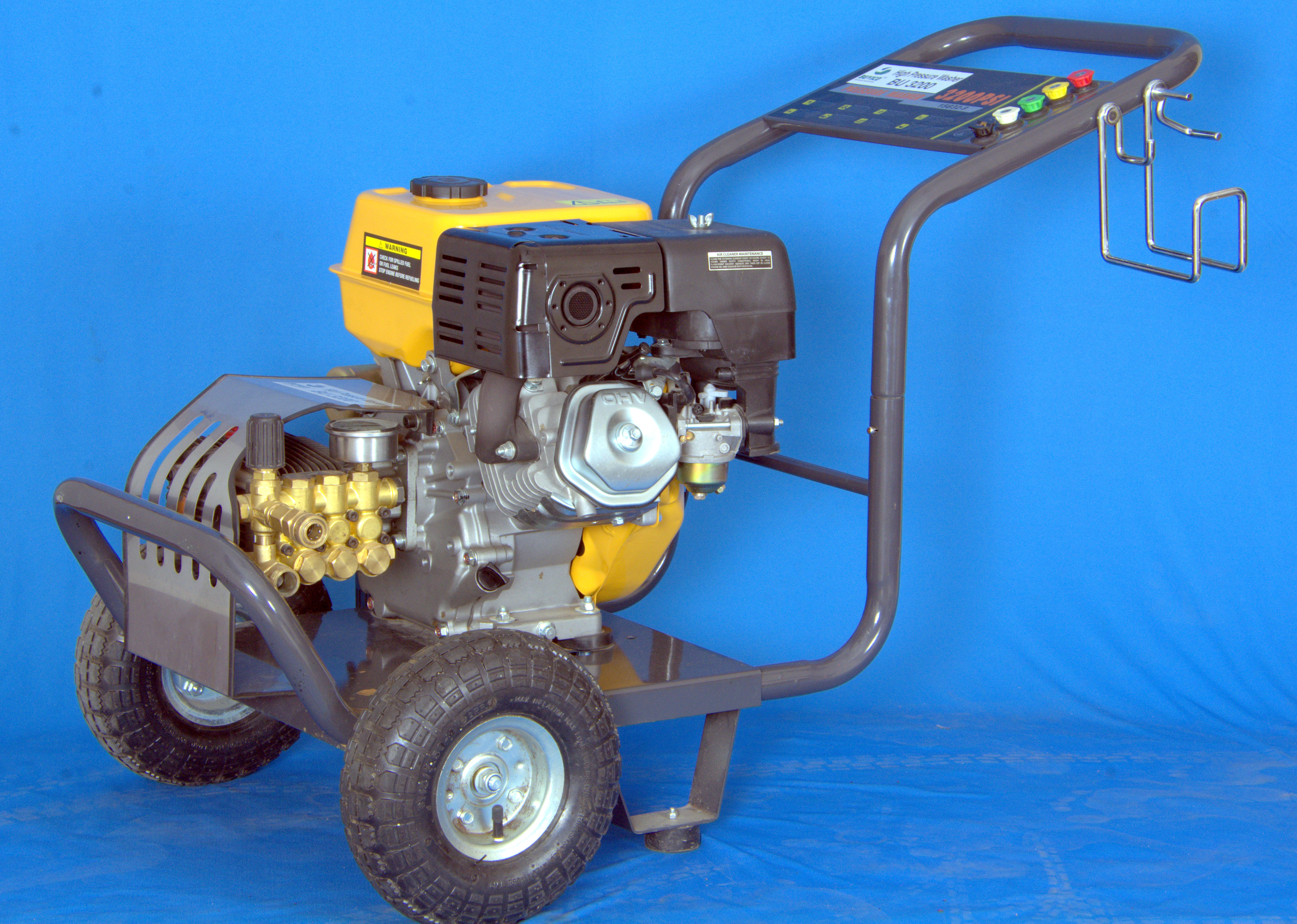 High Pressure Washer BU 3200