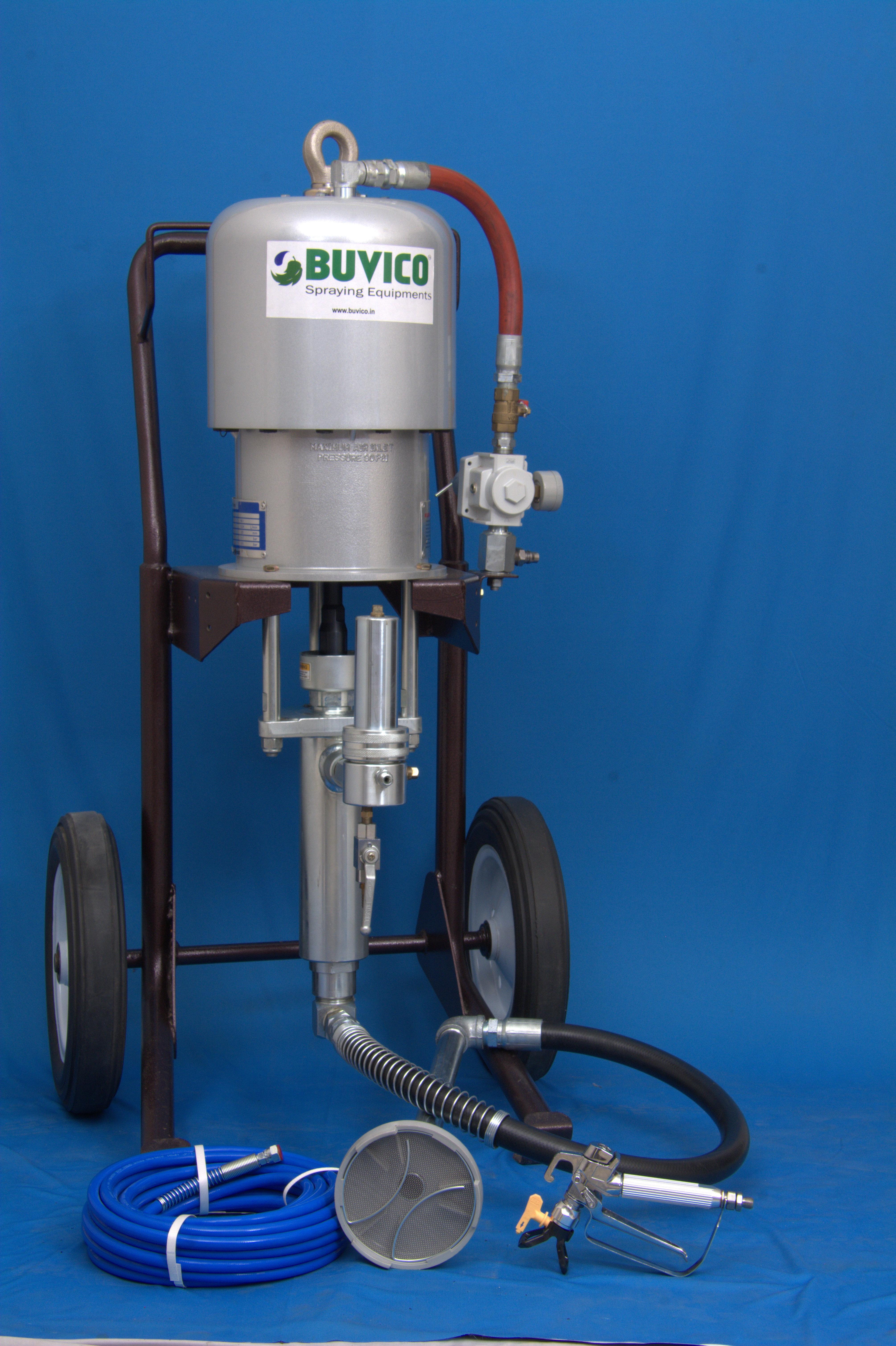 Pneumatic Sprayer BU 8868