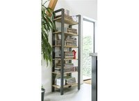 Symphony Iron Wooden Book Rack