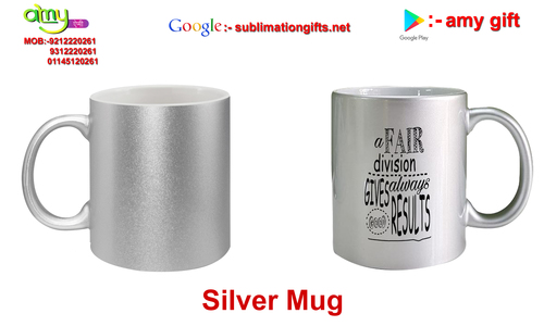 Amy Sublimation Bone China Mugs
